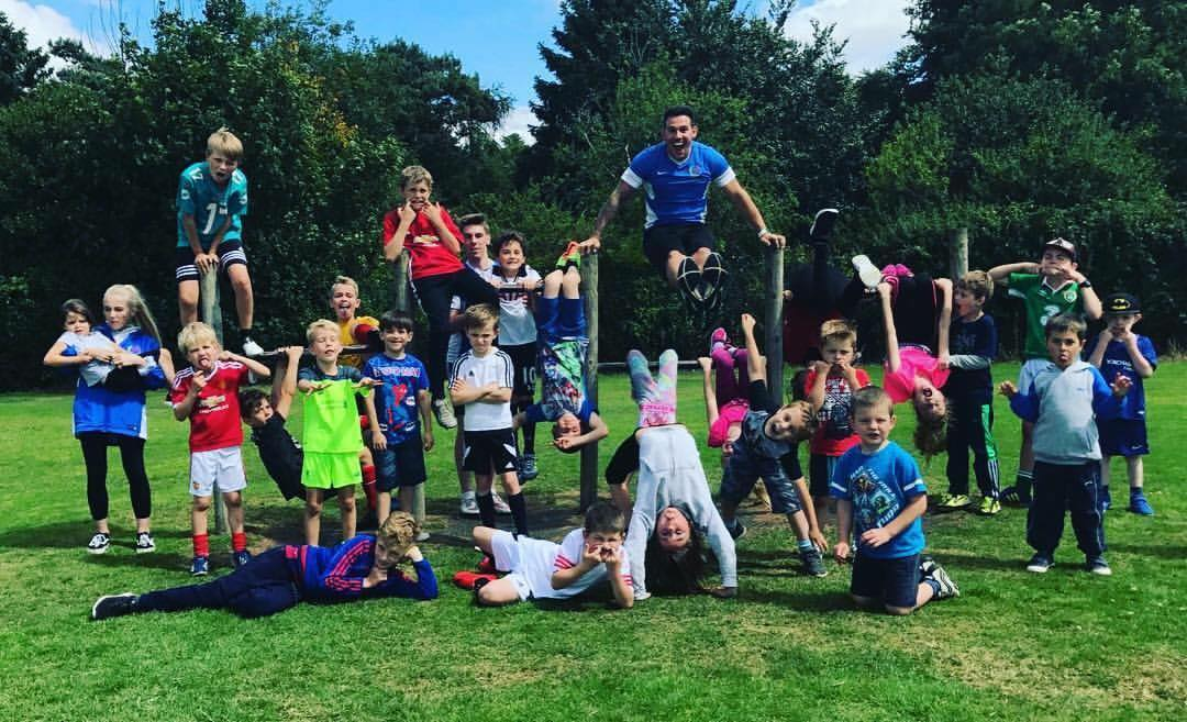 holiday clubs telford
